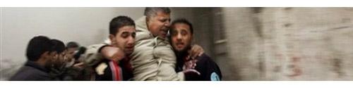 Israel's attack on Gaza