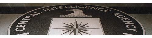 CIA Floor Mural