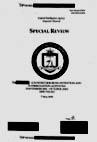 CIA report cover