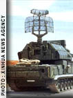TOR-M1 radar