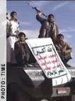 Sa'dah insurgents