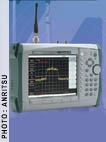 Anritsu spectrum analyzer