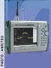 Anritsu spectrum analyzer