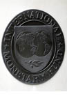 International Monetary Fund seal