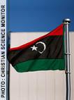 The new Libyan flag