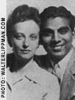 Cheddi and Janet Jagan