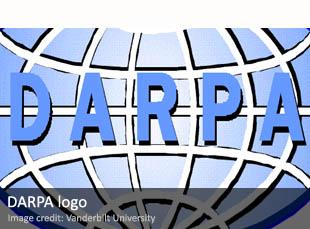 DARPA logo