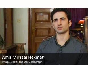 Amir Mirzaei Hekmati