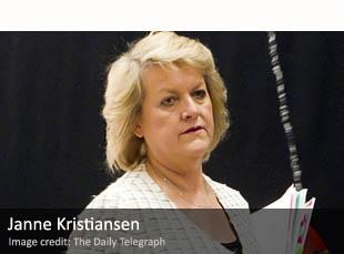 Janne Kristiansen