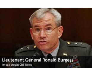 Lieutenant General Ronald Burgess