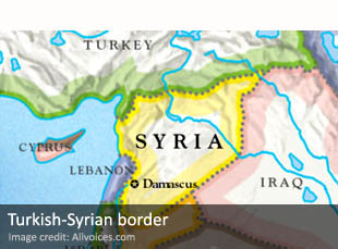 Turkish-Syrian border