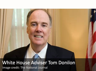 White House National Security Adviser Tom Donilon