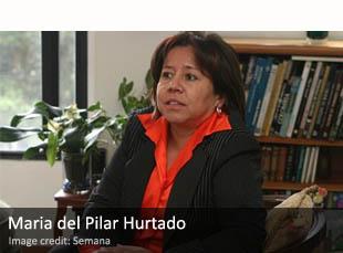 Maria del Pilar Hurtado
