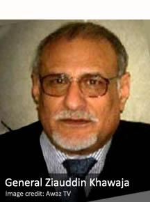 General Ziauddin Khawaja