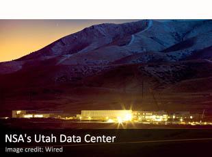 NSA's Utah Data Center