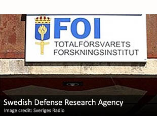 Swedish Defense Research Agency