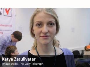 Katya Zatuliveter