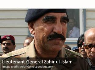 Lieutenant-General Zahir ul-Islam