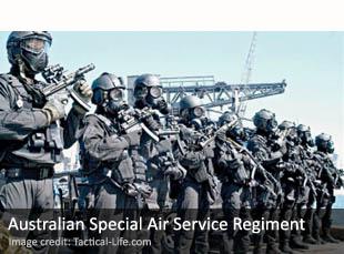 Special Air Service Regiment