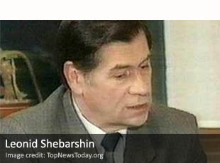 Leonid Shebarshin