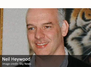 Neil Heywood
