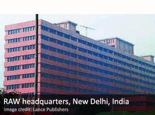 RAW headquarters, New Delhi, India