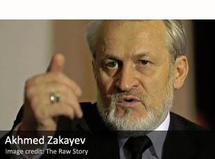 Akhmed Zakayev