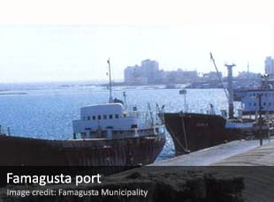 Famagusta port