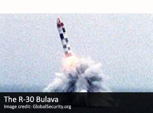 R-30 Bulava missile (Russia) | intelNews org