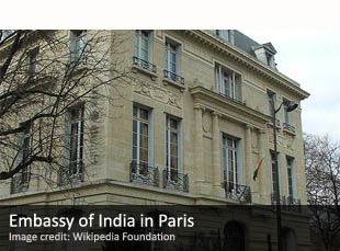Embassy of India in Paris