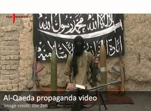 Al-Qaeda propaganda video