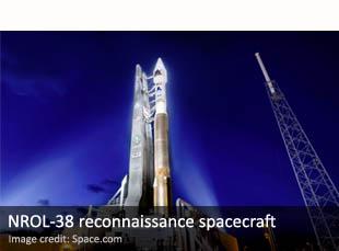 NROL-38 reconnaissance spacecraft