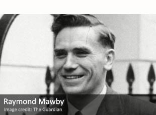 Raymond Mawby