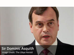 Sir Dominic Asquith