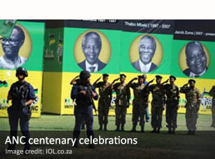 ANC centenary celebrations