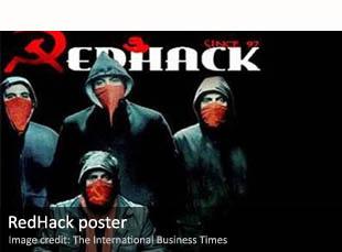 RedHack poster