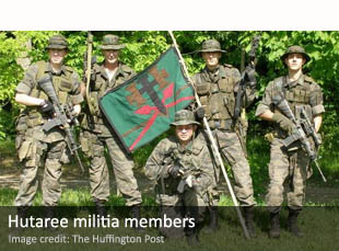 Hutaree militia members