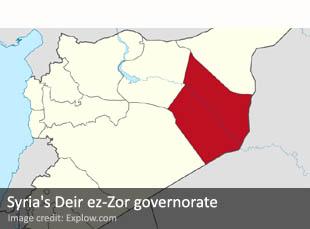 Syria's Deir ez-Zor governorate