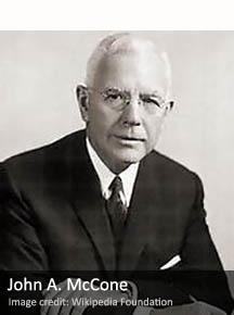John A. McCone