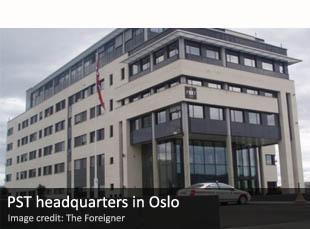 PST headquarters in Oslo