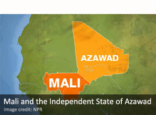 Mali and the Independent State of Azawad