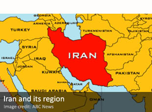 Iran and its region