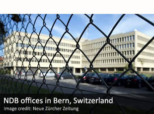 NDB offices in Bern, Switzerland