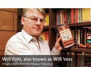 Willi Pohl, a.k.a. Willi Voss