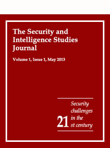 The Security and Intelligence Studies Journal
