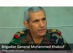 Brigadier General Mohammed Khalouf