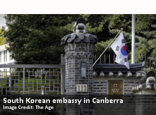 Embassy of South Korea in Australia