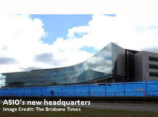 ASIO's new headquarters