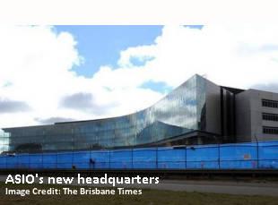ASIO's new headquarters