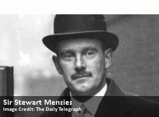 Sir Stewart Menzies